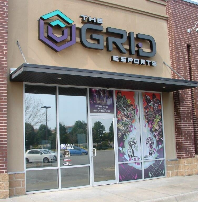 The Grid eSports Location